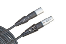 Planet Waves / D'Addario 10ft Custom Series Swivel XLR Balanced Microphone Cable