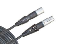 Planet Waves / D'Addario 25ft Custom Series Swivel XLR Balanced Microphone Cable