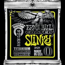 Ernie Ball Coated Titanium RPS Regular Slinky .010 - .046 Guitar Strings