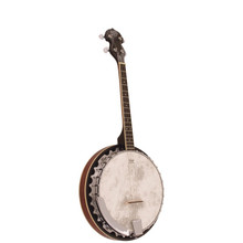 Barnes and Mullins Banjo 'Perfect' 4 String Irish Tenor BJ304GT