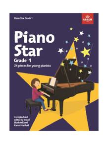 Piano Star Grade 1 - 24 Pieces for Young Pianists
