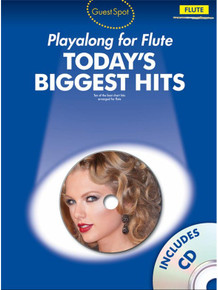 Guest Spot Today's Biggest Hits - Flute
