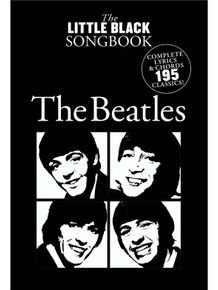 The Little Black Songbook - The Beatles