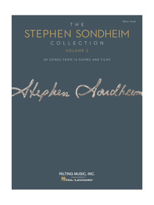 The Stephen Sondheim Collection - Volume 2