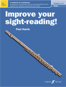 Improve Your sight-Reading Flute! Grades 1-3 (New edition) - Paul Harris