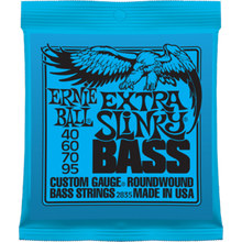 Ernie Ball Extra Slinky .040 - .095 Nickel Wound Bass Guitar Strings