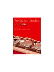 76 Graded Studies for Flute Book 1