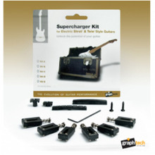 PX-8001-00 : SUPERCHARGER KITS FOR STRAT & TELE OFFSET