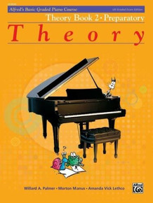 Alfred's Basic Graded Piano - Theory Book 2 Preparatory