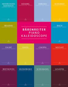 Barenreiter Piano Kaleidoscope: Arr. (K. Vinklat): Piano