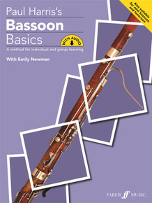 Paul Harris' Bassoon Basics  with Audio
