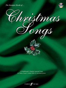 Various: Bumper Book Of Christmas Songs For Piano, Vocal & Guitar