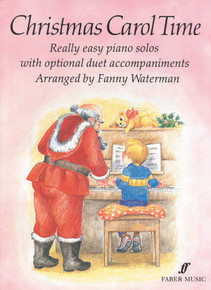 Christmas Carol Time: Really Easy Piano Solos