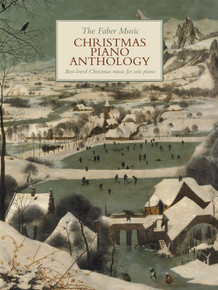 The Faber Christmas Piano Anthology for Solo Piano