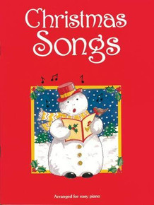 Christmas Songs Arranged for Easy Piano - Faber