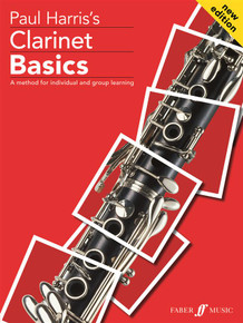Paul Harris: Clarinet Basics - Book & CD