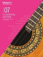 Trinity College London: Classical Guitar 2020-23 - Grade 7