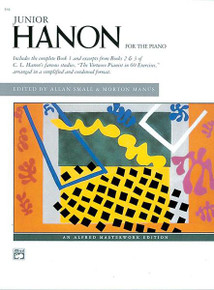 Alfred - Hanon Junior for the Piano