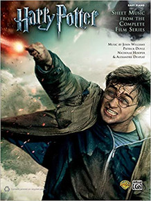Easy Piano: Harry Potter Complete Collection
