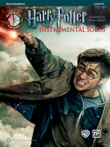 Harry Potter: Instrumental Solos: Tenor Sax