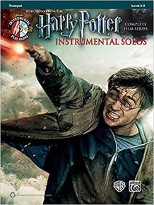 Harry Potter: Instrumental Solos: Trumpet