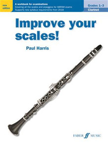 Improve your Scales - Clarinet Grade 1-3