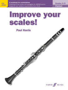 Improve Your Scales - Clarinet Grade 4-5