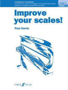 Improve Your Scales - Piano Grade 1