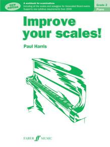 Improve Your Scales - Piano Grade 2