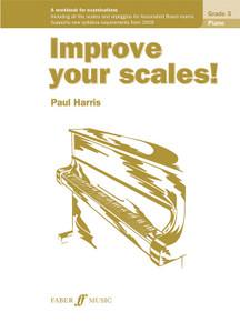 Improve Your Scales - Piano Grade 3