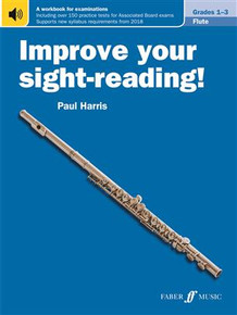 Improve Your Sight Reading - Flute Grade 1-3