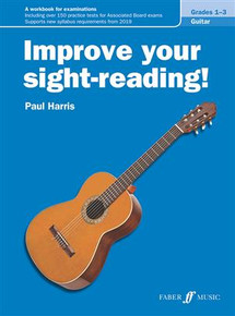 Improve Your Sight Reading - Guitar 1-3