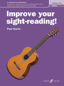 Improve Your Sight Reading - Guitar 4-5