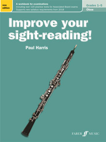 Improve Your Sight Reading - Oboe Grade 1-5