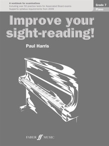 Improve Your Sight Reading - Piano 7