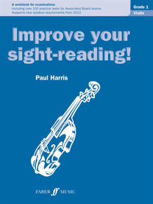 Improve Your Sight Reading - Violin 1