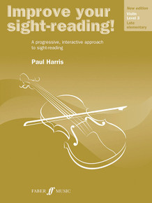 Improve Your Sight Reading - Violin 3