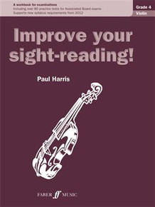 Improve Your Sight Reading - Violin 4