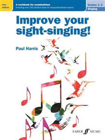 Improve Your Sight-Singing - Grades 1-3