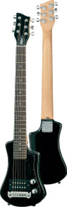 Hofner HCT Shorty Guitar - Black