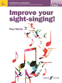 Improve Your Sight-Singing - Grades 4-5
