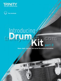 Trinity College London: Introducing Drum Kit - Part 2