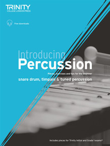 Trinity College London: Introducing Percussion