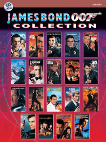 James Bond 007 Collection - Clarinet