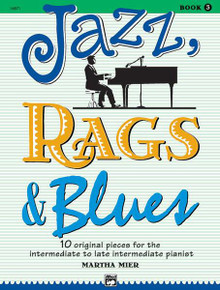 Jazz Rags & Blues - Piano 3 with CD