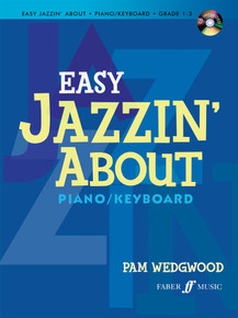 Jazzin About - Easy Piano