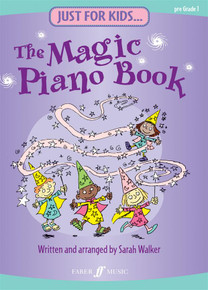Just For Kids - Magic Piano Book