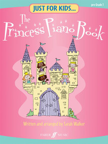 Just For Kids - Princess Piano Book