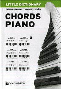 Little Dictionary of Piano Chords