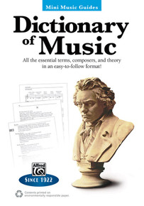 Mini Music Guide - Dictionary of Music